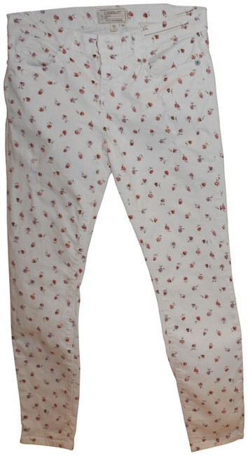 Preload https://item5.tradesy.com/images/currentelliott-white-with-small-flowers-light-wash-stiletto-skinny-jeans-size-24-0-xs-23822474-0-1.jpg?width=400&height=650