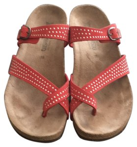 Mephisto red Sandals