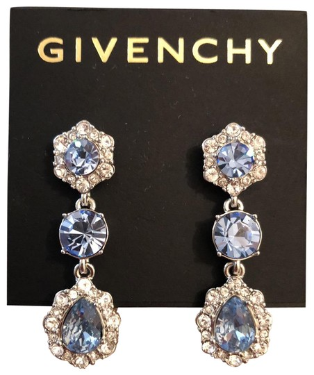 Givenchy Crystals Teardrops Image 1
