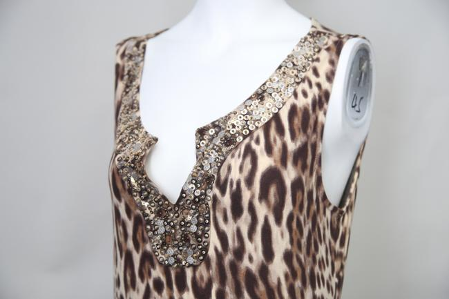 * leopard Maxi Dress by Tommy Bahama Image 4