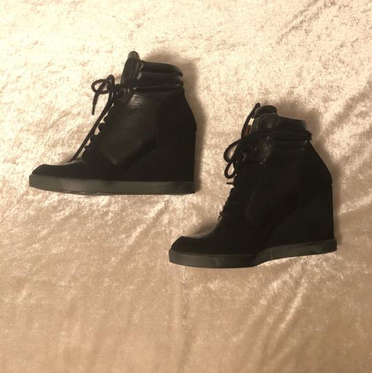 CafeNoir High Top Sneakers Sz39 Athletic Image 2