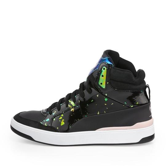 Alexander McQueen Hologram Chunky Sneakers Casual New black Athletic Image 1