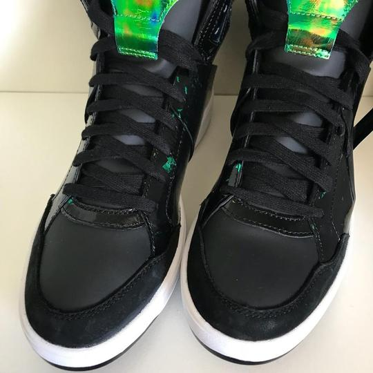 Alexander McQueen Hologram Chunky Sneakers Casual New black Athletic Image 9