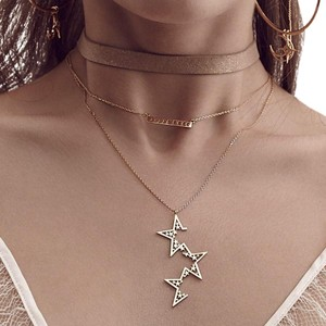 Other NEW 12k Gold Plated Supernova Star Necklace - FREE 3 DAY SHIPPING