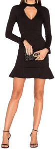 NICHOLAS Lace Winter Fall Chic Polished Dress