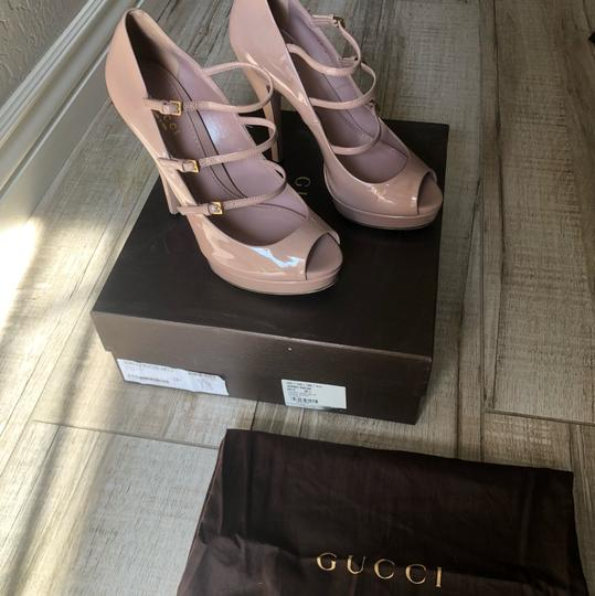 Gucci Nude pink Pumps Image 3
