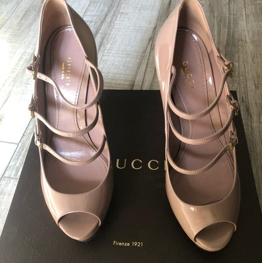 Gucci Nude pink Pumps Image 5
