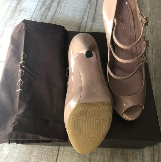 Gucci Nude pink Pumps Image 6