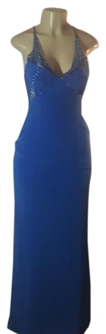 Preload https://img-static.tradesy.com/item/23823141/cache-blue-evening-gown-long-formal-dress-size-4-s-0-1-650-650.jpg