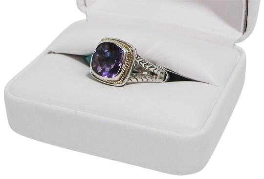 Preload https://img-static.tradesy.com/item/23823194/effy-amethyst-18k-gold-and-sterling-silver-ring-0-1-540-540.jpg