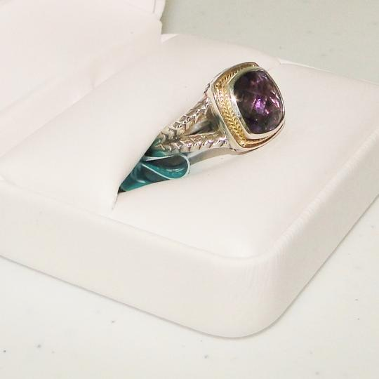 EFFY EFFY 18K Gold & Sterling Silver Ring Image 2