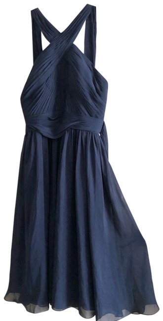 Preload https://img-static.tradesy.com/item/23823240/midnight-blue-item-no-b13628-mid-length-formal-dress-size-6-s-0-1-650-650.jpg