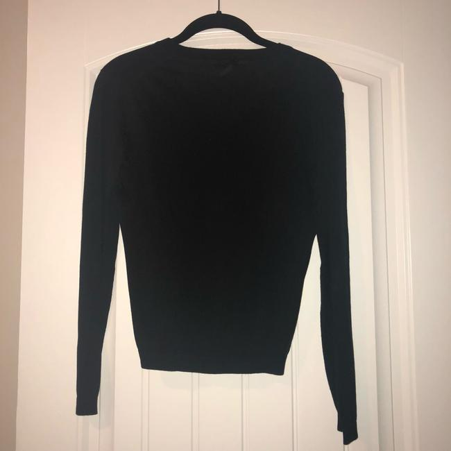 J.Crew V-neck Cotton Longsleeve Fall Winter Sweater Image 3