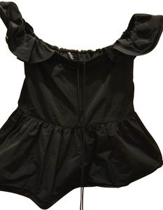 Rochas Top Black