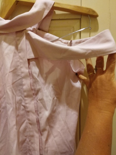 MILLY Top Pale pink Image 1