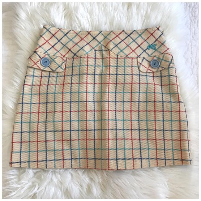 Preload https://img-static.tradesy.com/item/23824218/marc-by-marc-jacobs-beige-blue-red-wool-blend-plaid-skirt-size-6-s-28-0-0-650-650.jpg