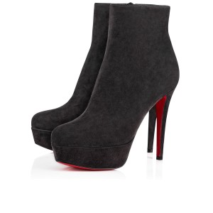 Christian Louboutin Bianca Anthracite Boots