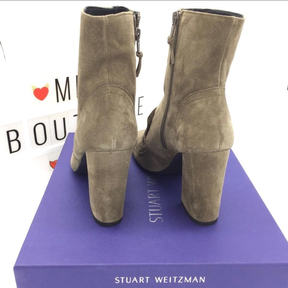 Suede Booties Stuart Weitzman Moxanne Loafer Tauvel Boots qwtRtY1Z
