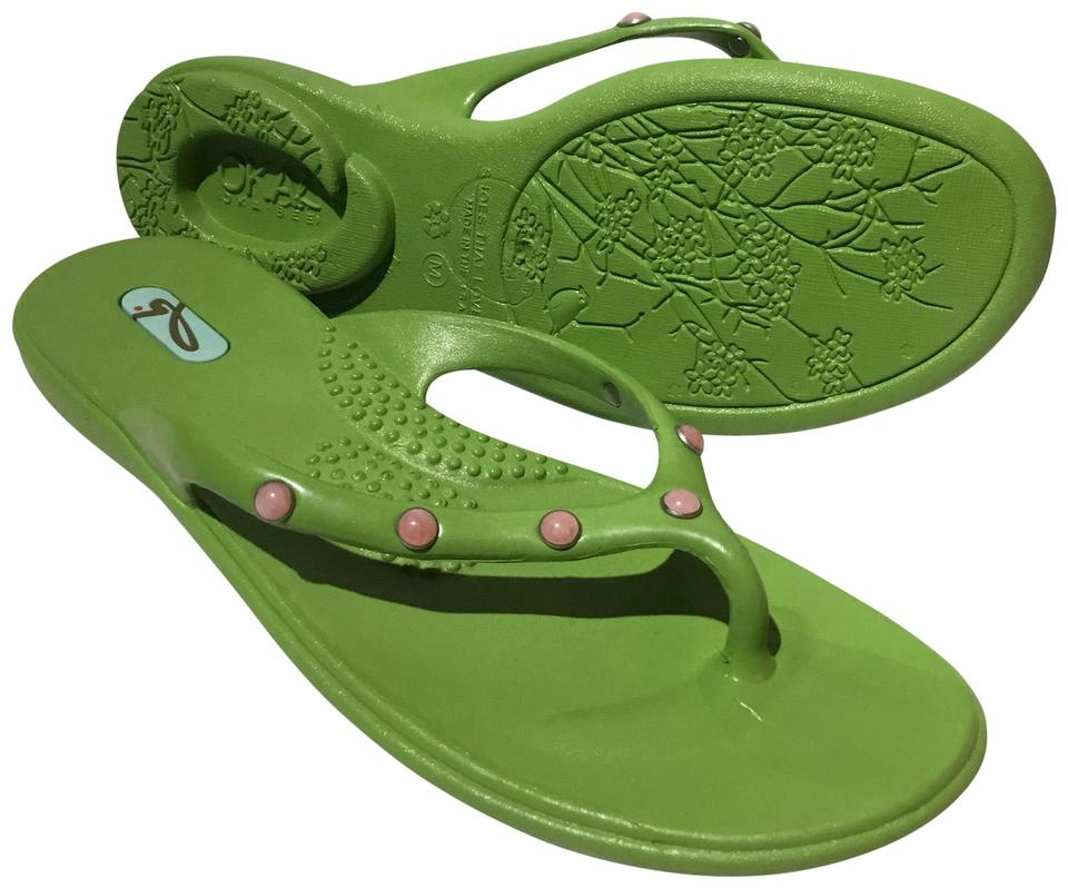 ad54c667178863 OKA b. Sandals Size US 7 Regular (M