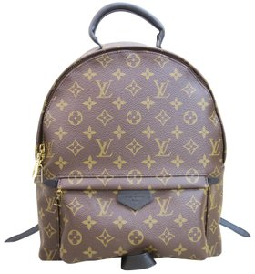 Louis Vuitton Lv Palm Spring Canvas Backpack