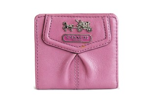 Coach Wallet Saddle Michale Kors Hermes Birkin Mauve Clutch