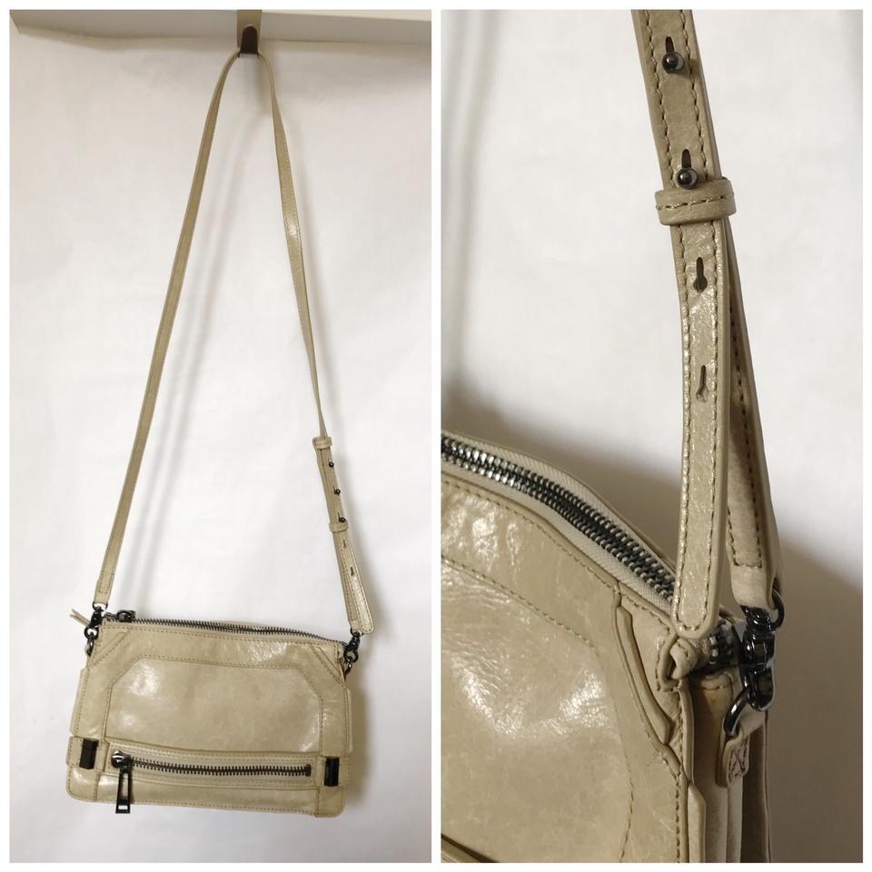 Beigr Ivory Mercer Body Cross Leather Bag Botkier qZfwH1xH