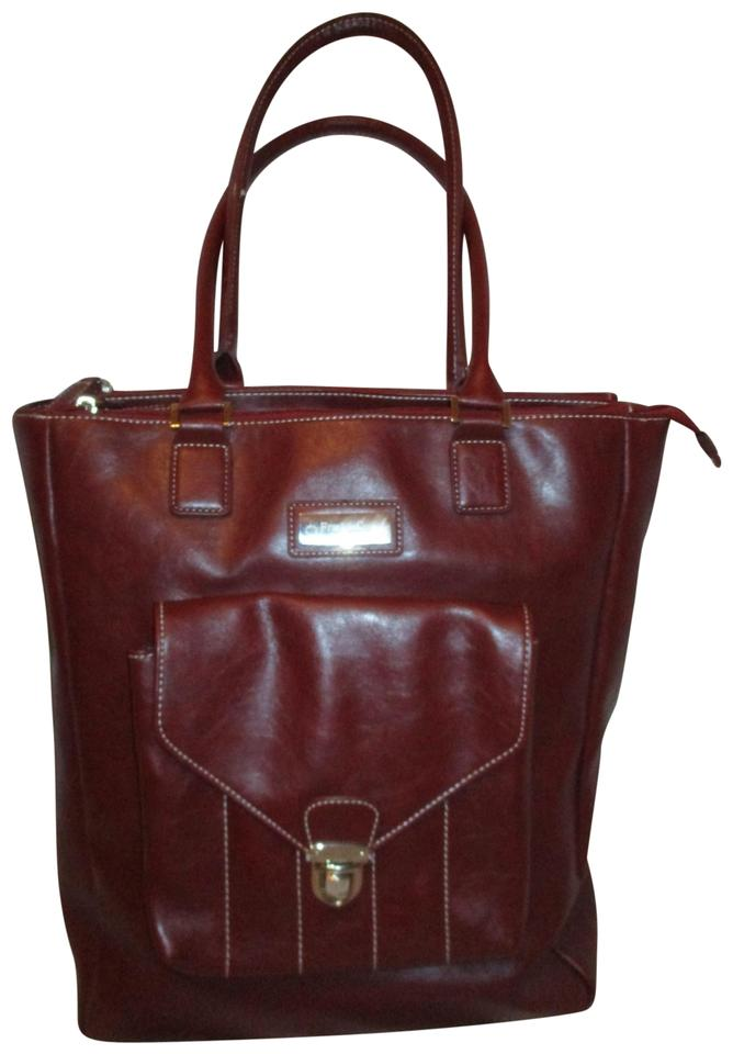 a631df0030fe Franklin Covey Man Made Tote Carry All Faux Leather 001 Laptop Bag Image 0  ...