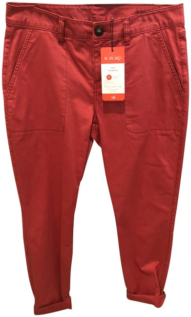 Item - Nantucket Red The Hutton Pants Size 8 (M, 29, 30)