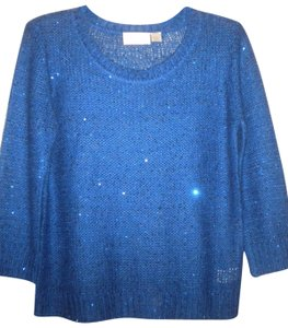 RD Style 3/4 Sleeve Distressed Sweater