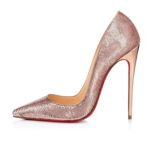60ebfc3aa275 Women s Pink Christian Louboutin Shoes - Up to 90% off at Tradesy ...