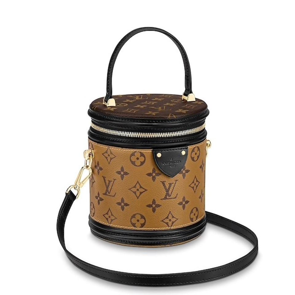 0d090d00050b Louis Vuitton Cannes Rare Sold Out 2018 Monogram   Monogram Reverse ...