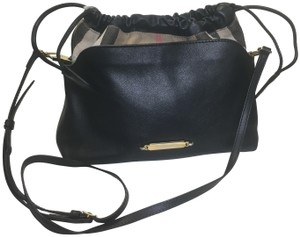 Burberry Handbag Leather Cross Body Bag