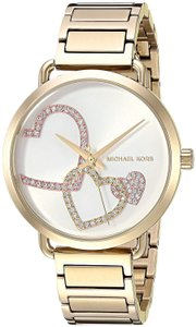 Michael Kors Gold-tone Portia Mk3824 Watch