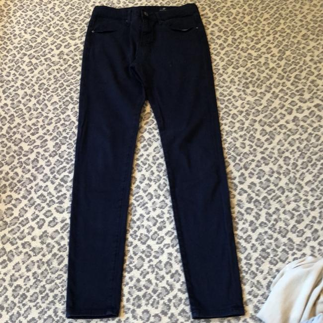 Item - Navy High Rise Pants Size 4 (S, 27)