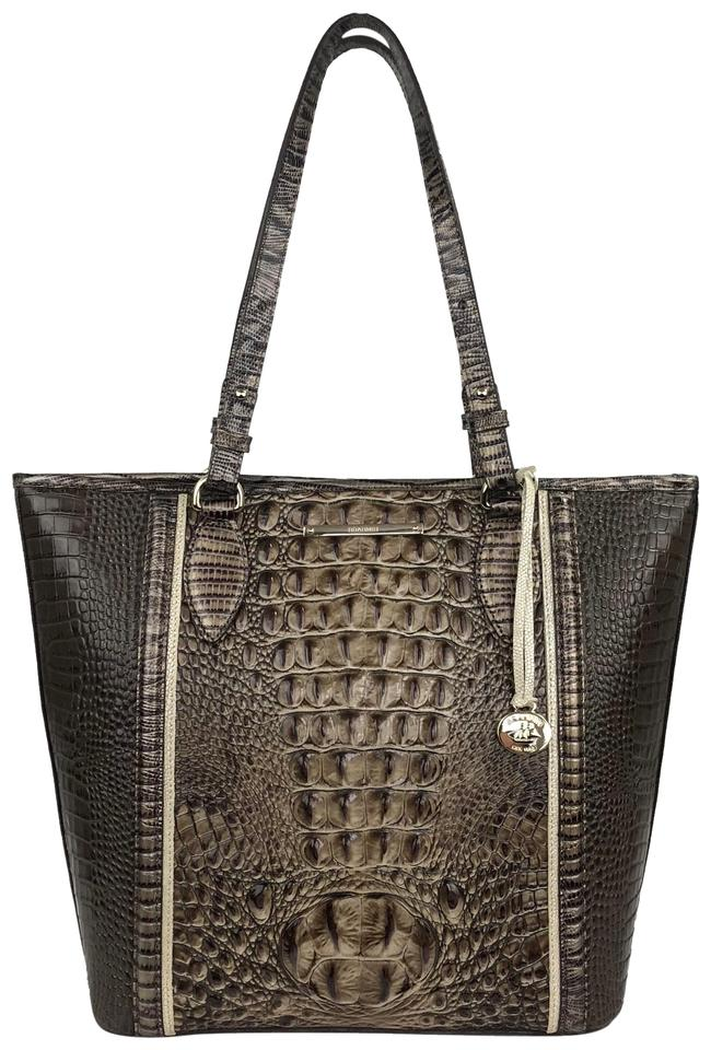 Leather Brahmin Pearl Brown Tote Shoulder Melbourne xw0qOqnPY