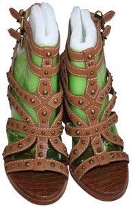 53aa70d6cf2c5 Brown Sam Edelman Sandals - Up to 90% off at Tradesy