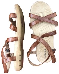 f9520bfa501 Lands' End Sandals Up to 90% off at Tradesy