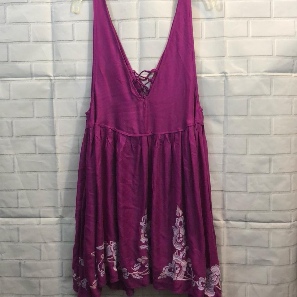 Free People Aida Dress Casual Pink x7px4X