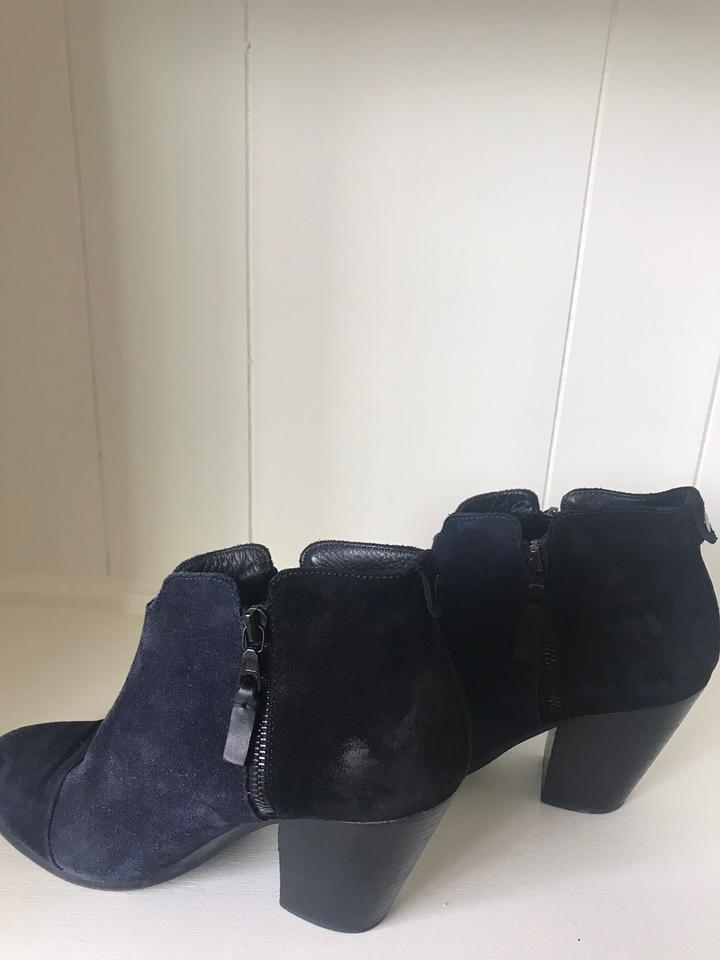 Rag Margot Boots amp; Black Bone Navy Booties rAXrBnPxI