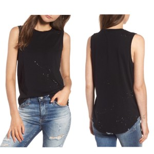 AG Adriano Goldschmied Top Black