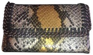 Stella McCartney STELLA MCCARTNEY Falabella FAUX PYTHON CARD CASE IPHONE 6 CASE