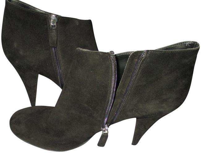Item - Black Made In Italy Ankle Boots/Booties Size US 11 Regular (M, B)
