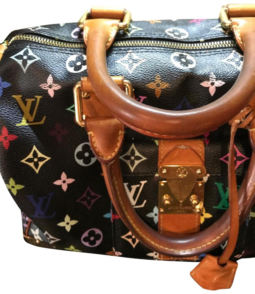 Louis Vuitton This Is A Limited Edition Epic Black with Multi Logo ... 7739aeb89d9fd