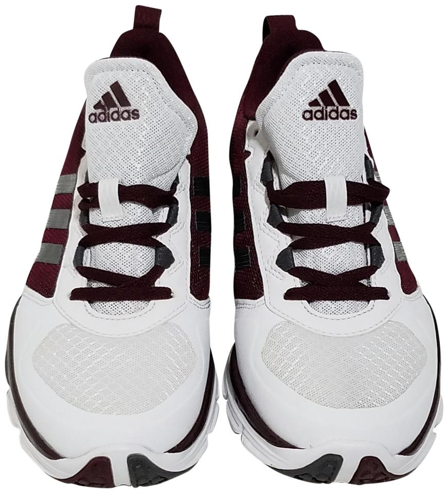 e7a14d88b212 adidas White Red Speed Trainer 2 Men Sneakers Size US 7 Regular (M ...
