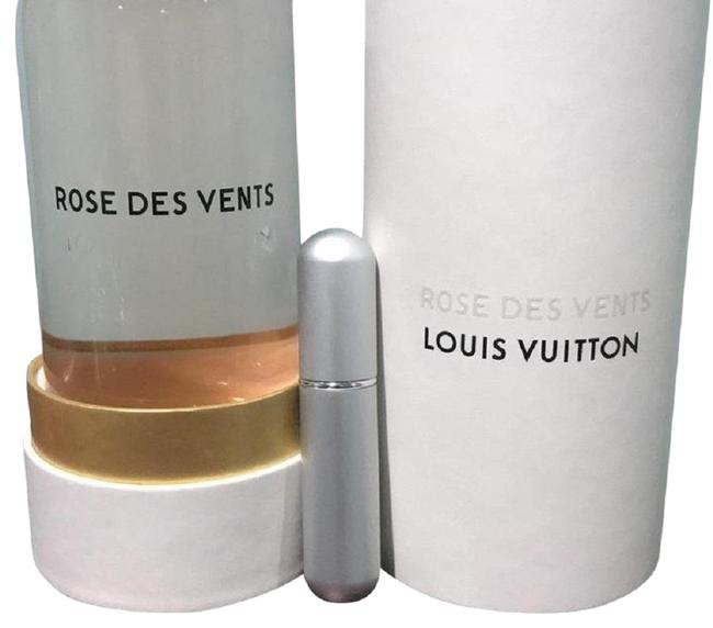 Item - Silver Rose Des Vents Perfume 5ml Purse Travel In A Atomizer Fragrance