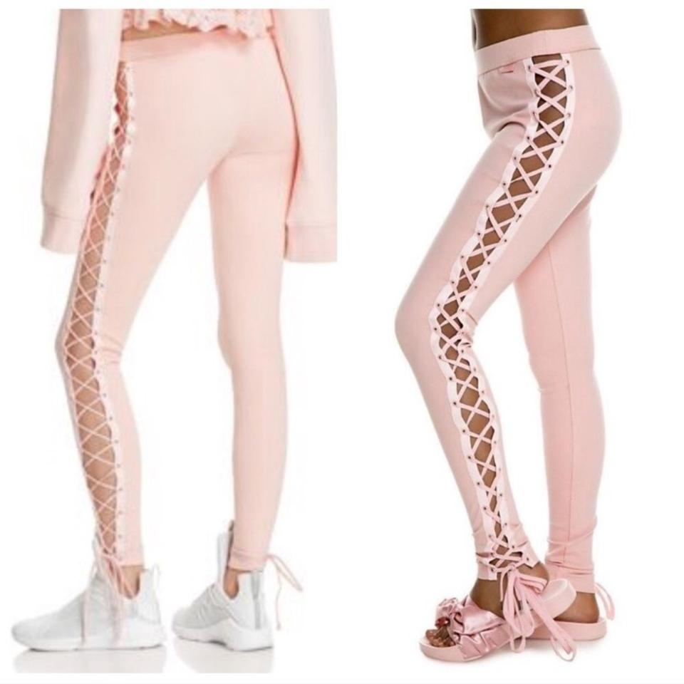 8a4f5e1851b992 FENTY PUMA by Rihanna Lace Up Leggings Size 8 (M