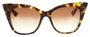 Dita magnifique brown tortoise cat eye with box case
