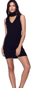 LNA short dress Black on Tradesy