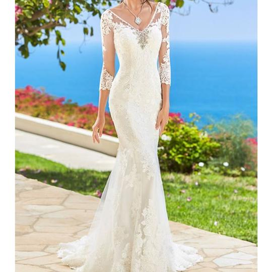 KittyChen Couture Ivory Lace Roxanne