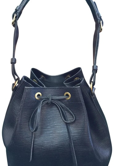 Preload https://item3.tradesy.com/images/louis-vuitton-epi-collection-black-leather-hobo-bag-23832402-0-1.jpg?width=440&height=440